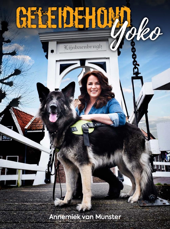 Cover van het boek Geleidehond Yoko